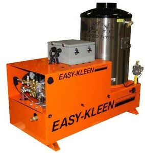 Easy Kleen Pressure Systems 440 A 3 Phase Industrial Natural Gas Pressure Washer