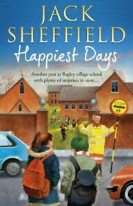Happiest Days Jack Sheffield 10 by Sheffield Jack Book The Fast Free Shipping $12.46