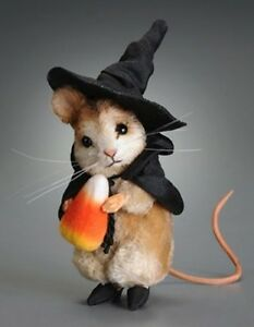 R. John Wright - Trick or Treat Mouse Halloween Mice Collection