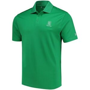 Under Armour TPC Twin Cities Kelly Green Performance Polo