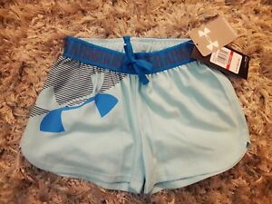 New With Tags Girl's Under Armour Shorts. Size XS
