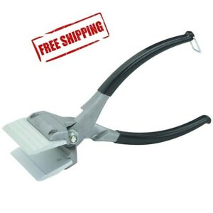 3 1 2 Hand Seamer For Clean Accurate Angle Bends in Sheet Metal Free Shipping