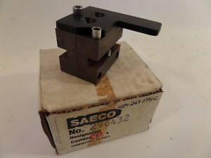 SAECO 296432 2 Cavity Bullet Mold Casting Mould 429-265 FPGC - Unused