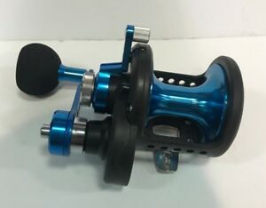 DAIWA SALTIST LEVER DRAG 2 SPEED STTLD40-2SPD