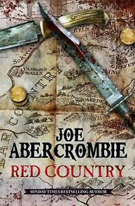Red Country by Joe Abercrombie English Paperback Book Free Shipping
