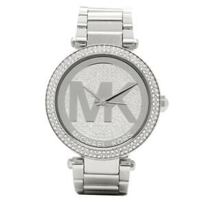 Michael Kors MK5925 Women's Parker Stainless Steel Bracelet 39mm Watch