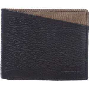 Roots 73 Leather Slimfold RFID Wallet with Coin Pocket Men's Wallet NEW