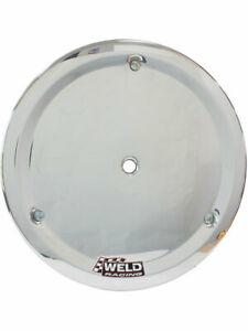 Weld Racing Sprint Mud Cover Polished - 15