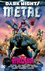 Dark Nights Metal : The Resistance Paperback by Snyder Scott; Tynion James... $20.09
