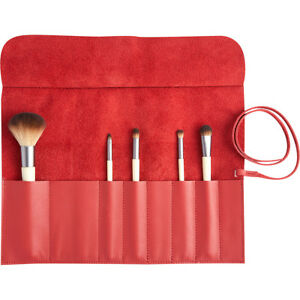 Royce Leather Cosmetic Make Up Brush Case 2 Colors Travel Health