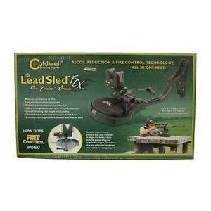 Caldwell 820444 Lead Sled FCX Rifle Shooting Rest