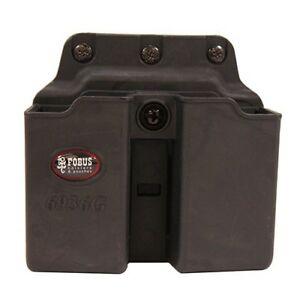 Fobus 6936GNDBH Double Stack Ambidextrous Magazine Belt Pouch