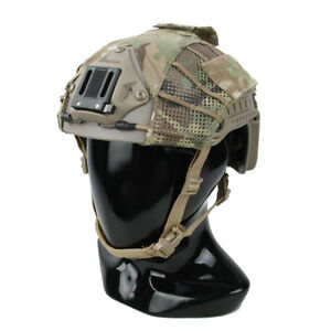 The Mercenary Co Multicam Helmet Cover for Ops-Core Maritime  FAST  XP Helmets