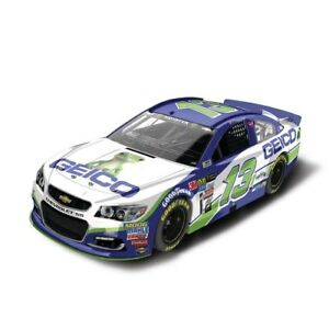 Action Racing Ty Dillon Geico Autographed 1:24 Die-Cast Car