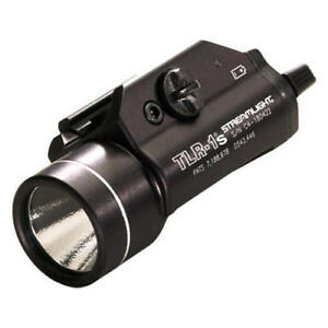 Streamlight 69210 TLR-1S Rail Mount Tactical Light LED Strobe Flashlight