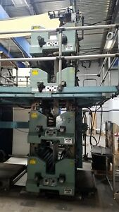 Two DGM 430 four-high newspaper web offset press towers...PRICE CUT