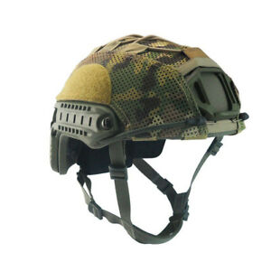 Armorwerx Mesh Cover for Ops-Core Fast Carbon Bump XP and Ballistic Helmet
