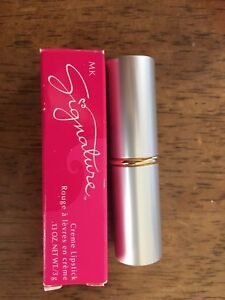 Mary Kay Signature Creme Lipstick~Discontinued ~You Pick Shade~New in Box