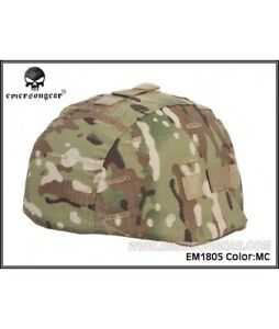 Emerson Helmet Cover Mich 2002 Multicam