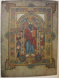 CODEX CENANNESIS THE BOOK OF KELLS  1950 Limited to 500 copies (this no. 219)