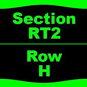 2 Tickets Bob Seger And The Silver Bullet Band 612 DTE Energy Music Theatre Cla
