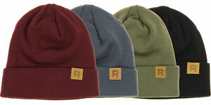 Reebok Unisex Adult Cuffed Knit Hat Color Options $4.25