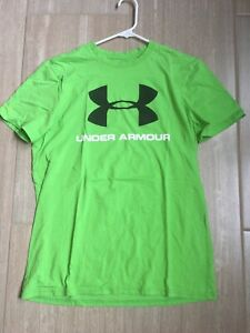 Lot of 3 Nike & Under Armour Mens Shirt Size Small T-Shirt Dri-Fit T Shirts