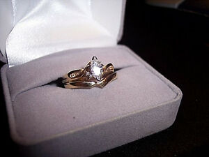 12 Carat Diamond Ring Wedding Ring Engagement Ring Value $3532 Certified Papers