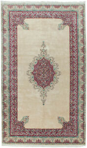 RRA 12x20 Persian Design Mansion Rug Ivory Cranberry 22303