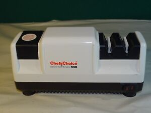 Chefs Choice Diamond Hone Electric Knife Sharpener Model 100