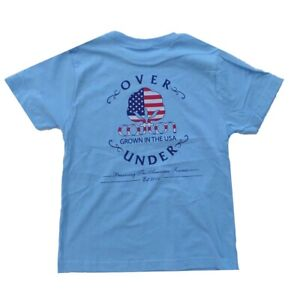 Over Under Youth Grown In USA T Shirt T Shirt $24.98