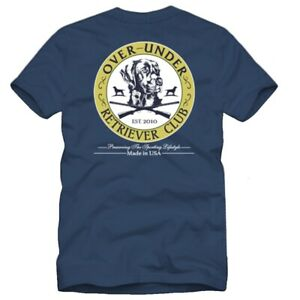 Over Under Youth Retriever Club Short Sleeve T Shirt $29.99