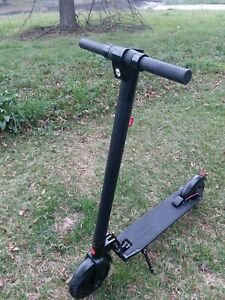 Used electric scooter Geotrax