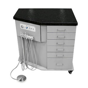 Signature Portable Ortho Unit - W Compressor - WOOD - USA - Choose Colors