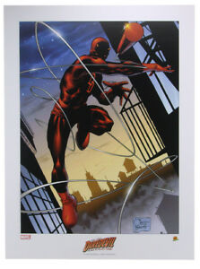 Daredevil #1 Lithograph by Joe Quesada Marvel Comics Premier Edition