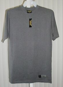 Tee Shirt Short Sleeve Gray Golds Gym Small $3.99