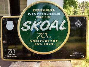 Skoal Sign For Sale