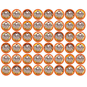 48 Sundae Ice Cream Flavored K-Cups Coffee Variety Pack for Keurig K-Cup Brewers