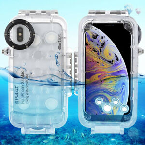 For IPhoneSamsungHuawei Phone Protective Case Waterproof Swim Dive Phone Shell