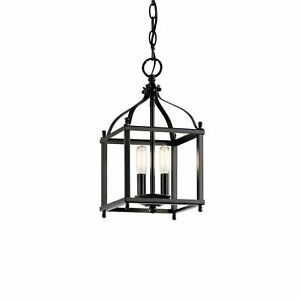 Kichler 42565BK Larkin 2-Light 8