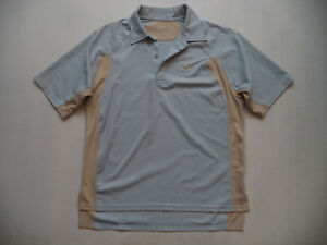 Mens UNDER ARMOUR performance golf Polo sz S country club drive CC leisure $8.37