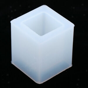 Brush Pot Diy Silicone Molds For Resin Casting Moulds Jewelry Making Tools