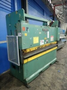 Used Hydraulic Press Brake 50 ton x 8'  18 inch over 6ft Made in USA