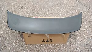 MISHA DESIGN PORSCHE 997 GENUINE ORIGINAL CARBON FIBER REAR WING SPOILER