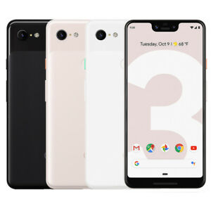 Google Pixel 3 XL 64GB Unlocked 4G LTE Android WiFi Smartphone Very Good $123.95