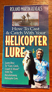 quot;Roland Martin Reveals How to Cast amp; Catch With Your Helicopter Lurequot; Brochure