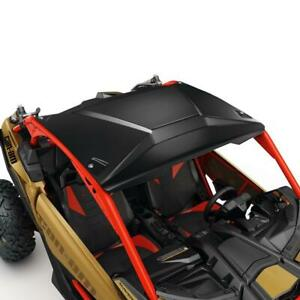 Can Am Maverick X3 aluminum roof black top OEM NEW #715004224