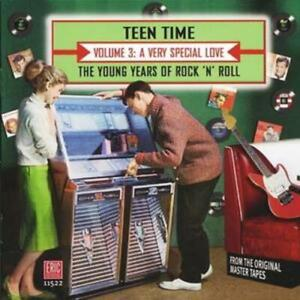 Various Artists : Teen Time Vol. 3: A Very Special Love CD (2007)