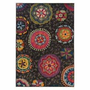Oriental Weavers Kaleidoscope 1333N Indoor Area Rug, Gray