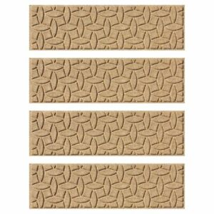 Bungalow Flooring Ellipse Indoor/Outdoor Stair Treads - Set of 4